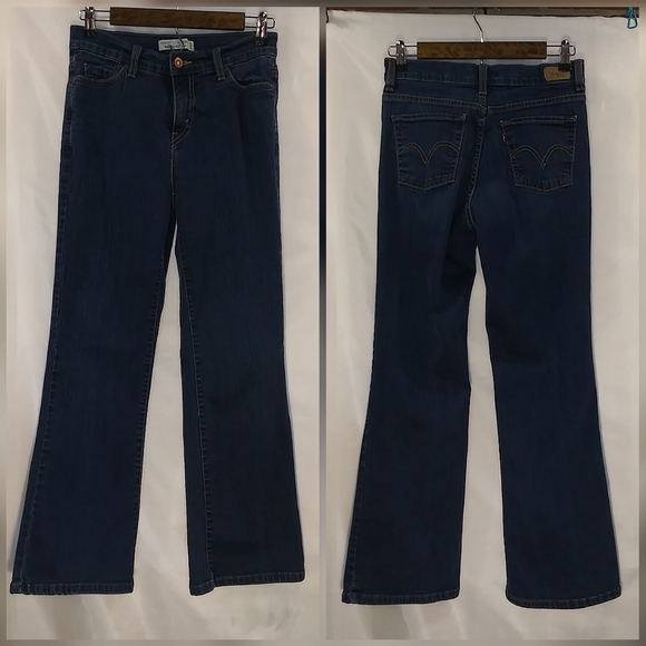 Levi's Denim - Levi's Perfectly Slimming Bootcut jeans size 8p M